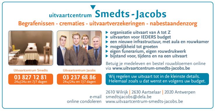Uitvaartcentrum Smedts-Jacobs